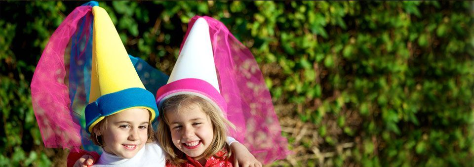Gorros para fiestas infantiles